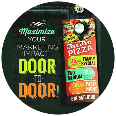 Rack Cards & Door Hangers