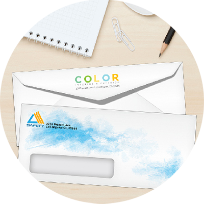Letterhead & Envelopes
